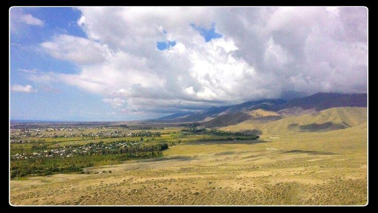 Степи и горы Киргизии, Чолпон-Ата
