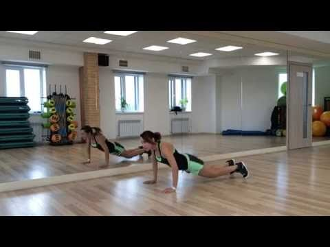 Makkey Fitness - упражнение берпи (бурпи)