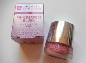 Le pink perfect blush d'Erborian