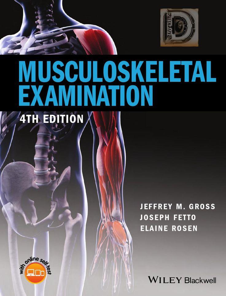 Musculoskeletal examination 4e Medical, Edition, Online self