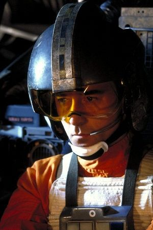 Wedge Antille, hero of the Rebellion. The only pilot to take part in the destruction of both Death Stars