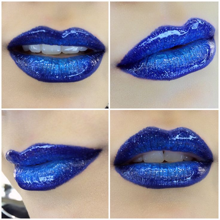 Makeup of the Day: INTERGALACTIC LIPPY by Artzeal. Browse our real-girl gallery #TheBeautyBoard on Sephora.com & upload your own look for the chance to be featured here! #Sephora #MOTD