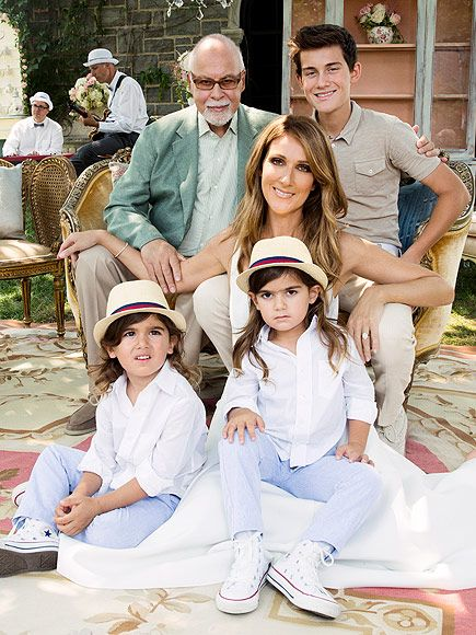 How Céline Dion's Children Are Coping with Dad's Loss: She's 'Putting on a Brave Face' for Them...