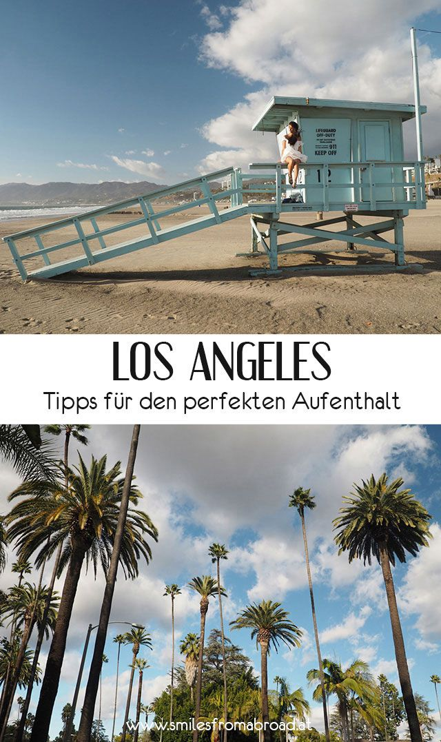 """Los Angeles – Unterwegs in der """"City of Angels"""""""