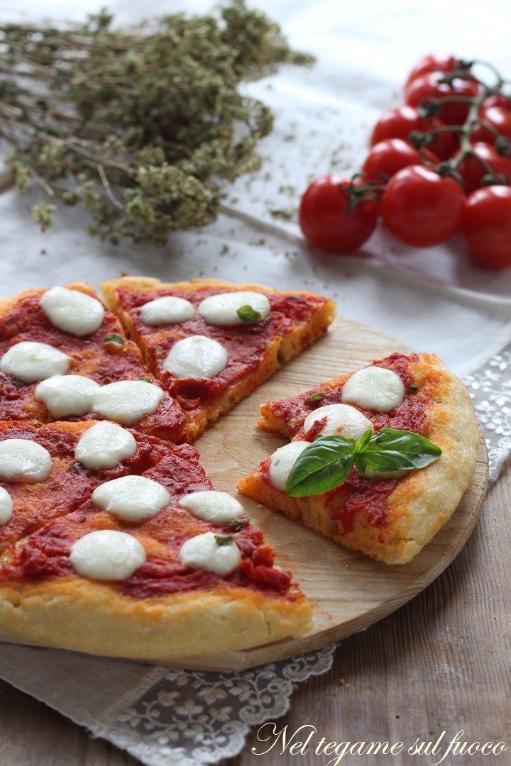 Leggera e gustosa, per prepararla serve solo un cucchiaio! #pizza #Bonci #Gialloblogs