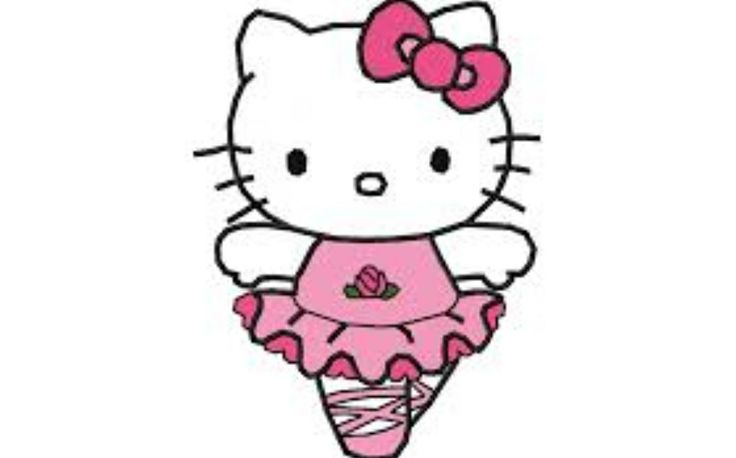 Ballet kitty