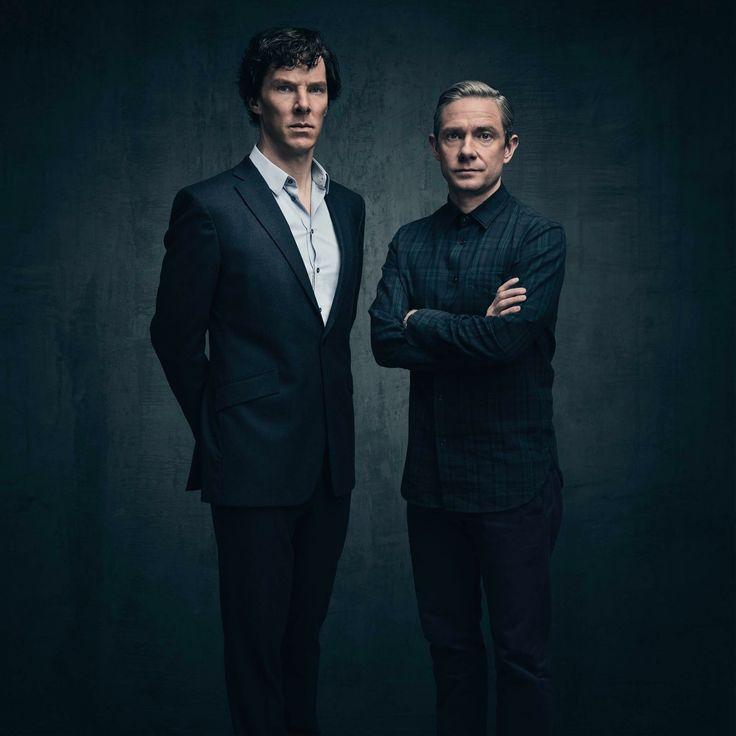 Sherlock and John - New Season 4 Promo still