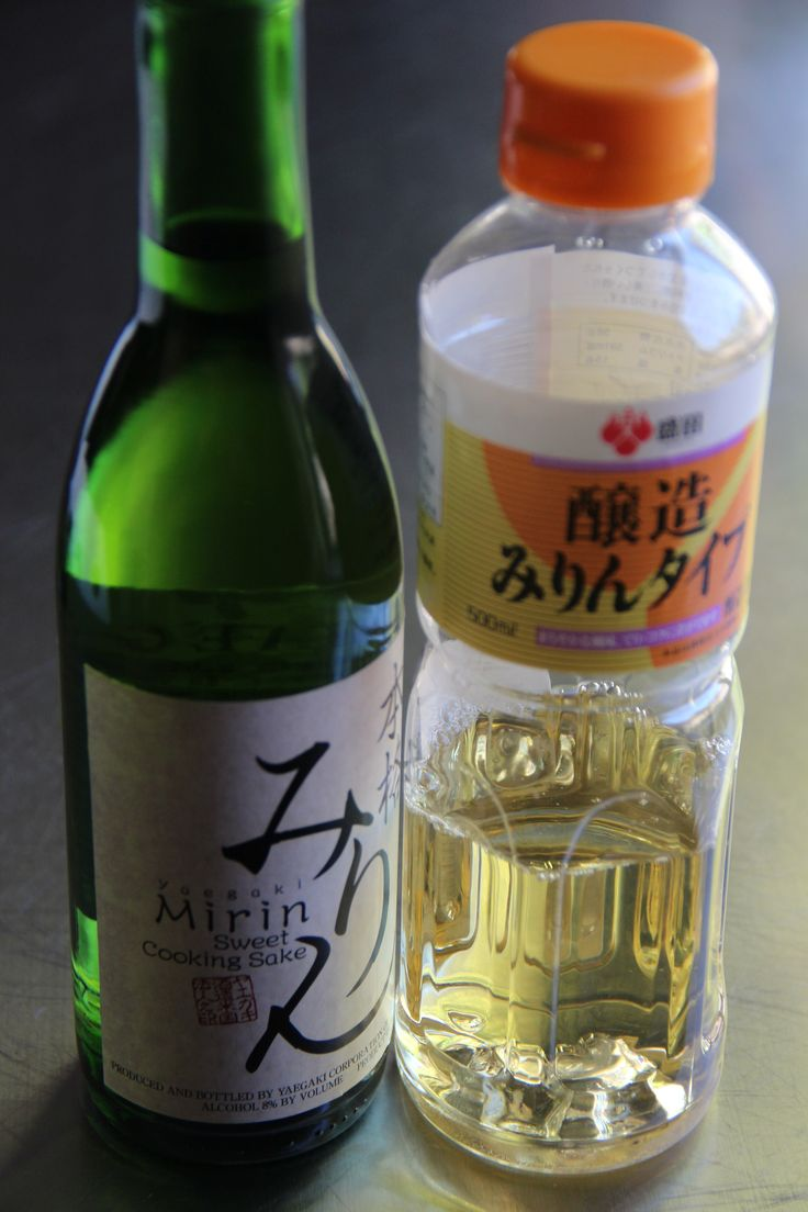 how to make mirin for rice wine