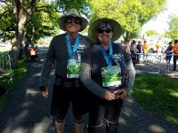 500 Mile Walking Journey: Teton Dam 5K