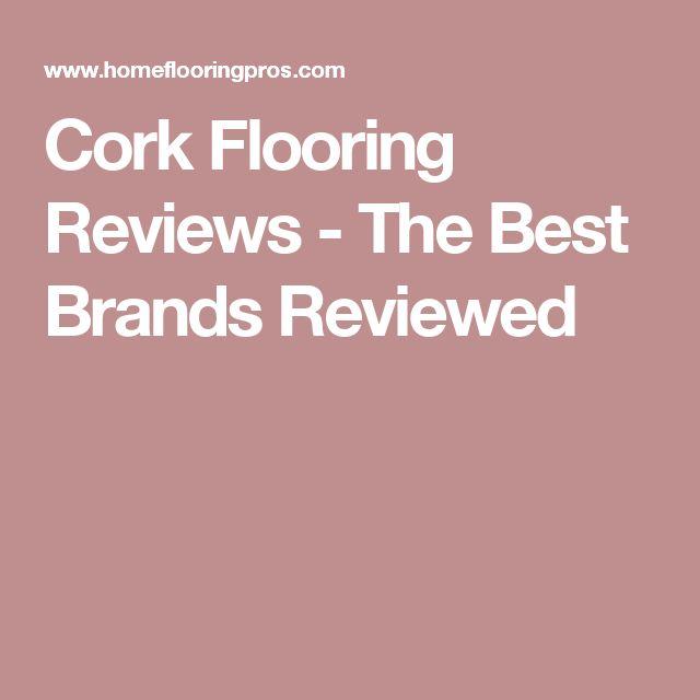 Cork Flooring Reviews - The Best Brands Reviewed