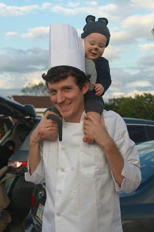 ... babby dad cosplay | Disney | Pinterest | Ratatouille, Cosplay and Dads