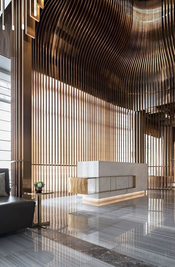 This is our daily lobby design ideas lobby designs hotel for Design hotel awards