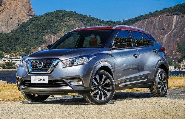Vendas do Nissan Kicks SL começam na próxima semana