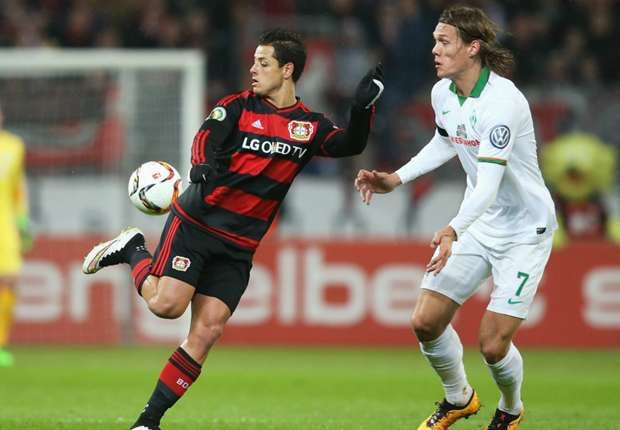 Javier 'Chicharito' Hernandez to play in Copa America but not in the Olympics.