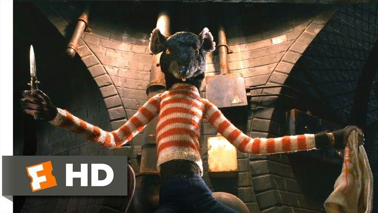 Fantastic Mr. Fox (3/5) Movie CLIP - A Psychotic Rat (2009) HD