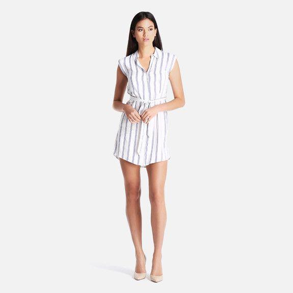JINNY STRIPE S'LESS SHIRT DRESS New Look Dresses | Superbalist.com