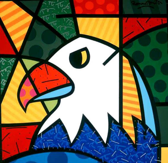 Romero Britto - Galeria - Originals
