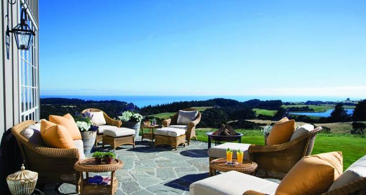 Exclusive and luxurious surroundings to compliment your luxury vacation