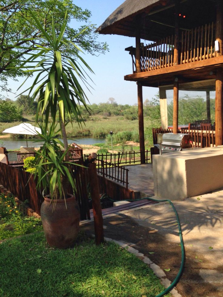 Sabi River Bush Lodge