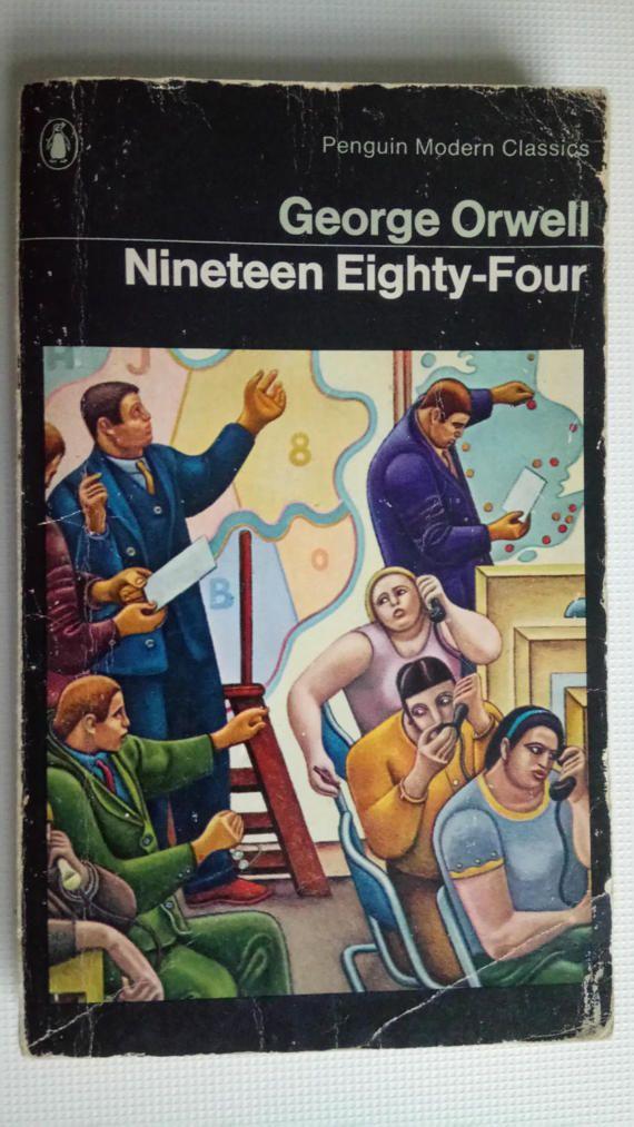 Nineteen Eighty-Four George Orwell  Pb 1969