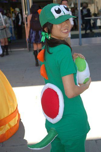 Yoshi @A D you need an egg!