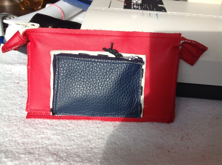 Finaliteit a wallet to my liking! I made it myself to my own whises