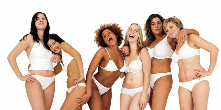 Where do you stand in regards to Dove's #RealBeauty campaign? #SkinnyShaming #Odyssey