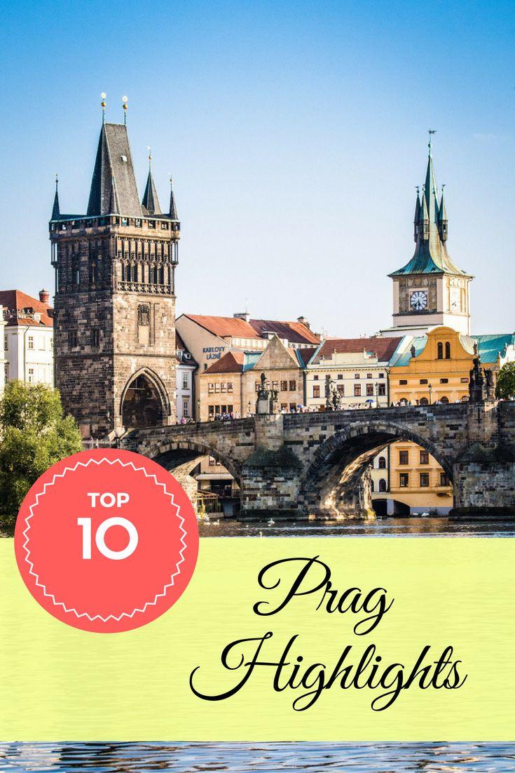 Prag kann mehr als nur die Karlsbrücke - verpasse kein Highlight mit unseren Top 10 Prag Tipps!
