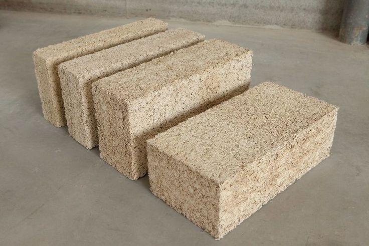 Hennep beton isolatie blok, 300mm,  per pallet