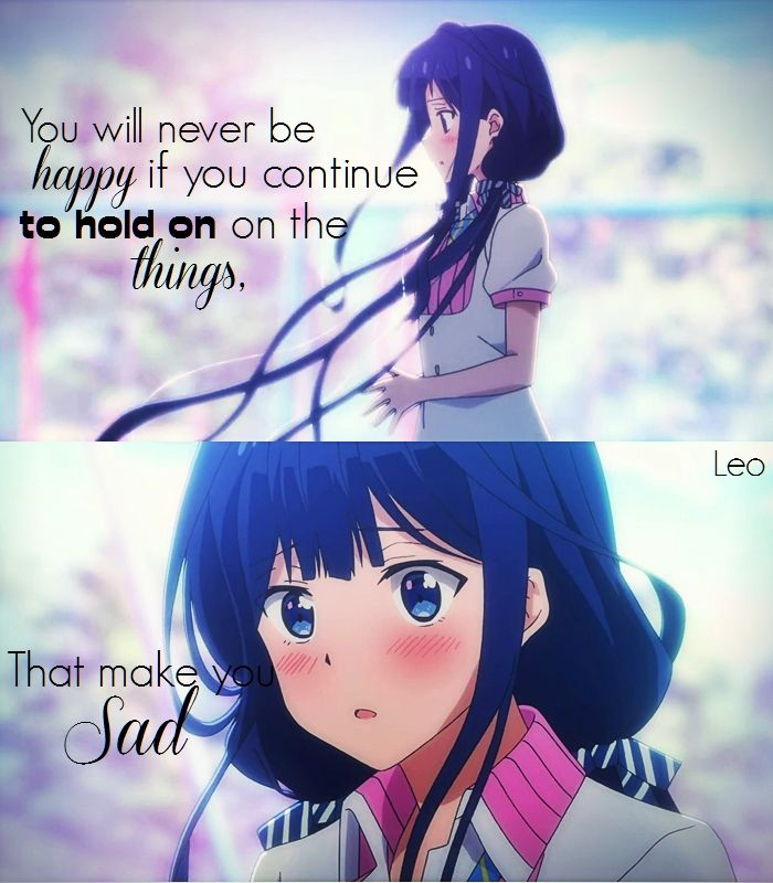 Anime quotes  Masamune kun no revange quotes