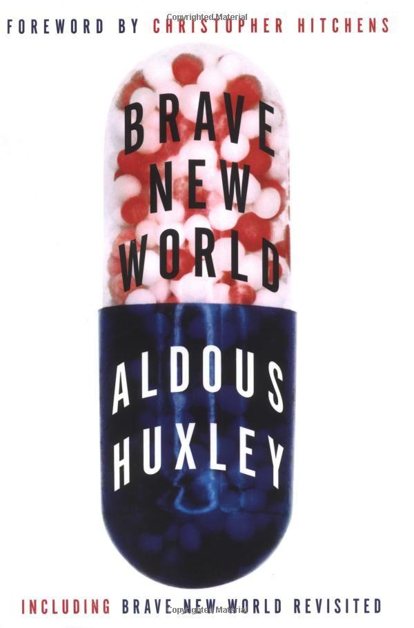 brave new world drugs essay