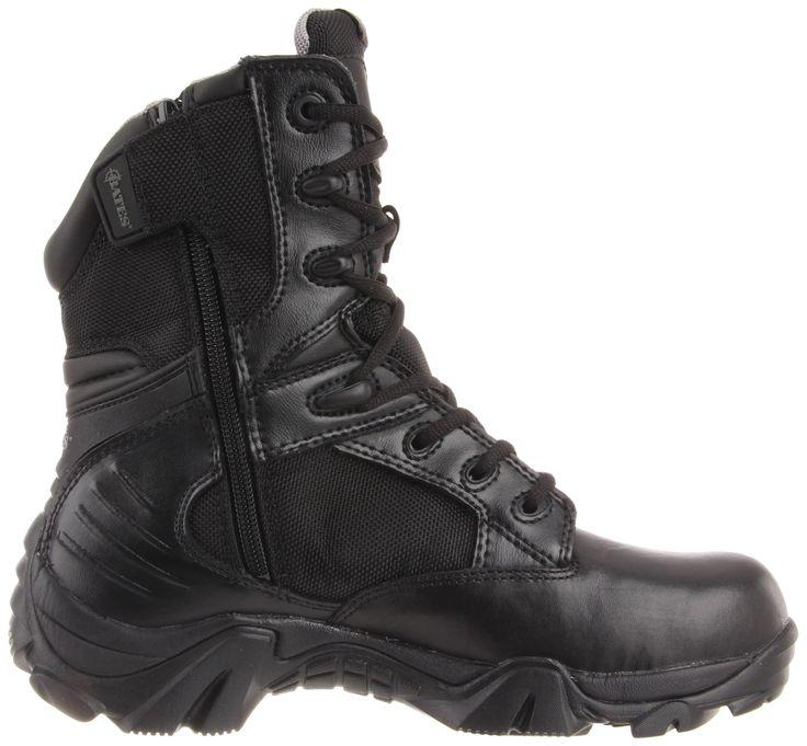 Amazon.com: Bates Men's GX-8 8 Inch Ultra-Lites GTX Waterproof Boot: Shoes