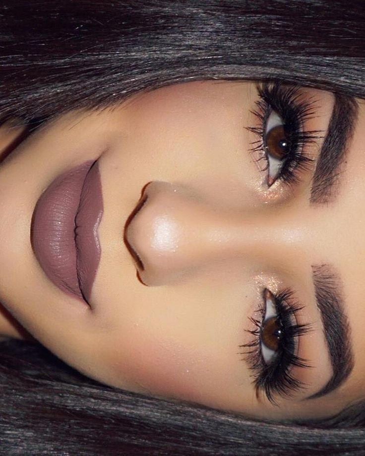 "Brittany Murillo on Instagram: ""Up close, MAKEUP DETAILS✨ brows in @anastasiabeverlyhills dip brow ebony and brow definer in ebony. Inner corner shimmer in @sigmabeauty gilded loose shimmer. Eyeshadow @anastasiabeverlyhills ""Bengal"". Lashes @sweetheartlashes ""Mimi"". Lips @colourpopcosmetics in ""kapow"". Foundation @maccosmetics studio sculpt in ""nc25"" highlighter in @beccacosmetics"""