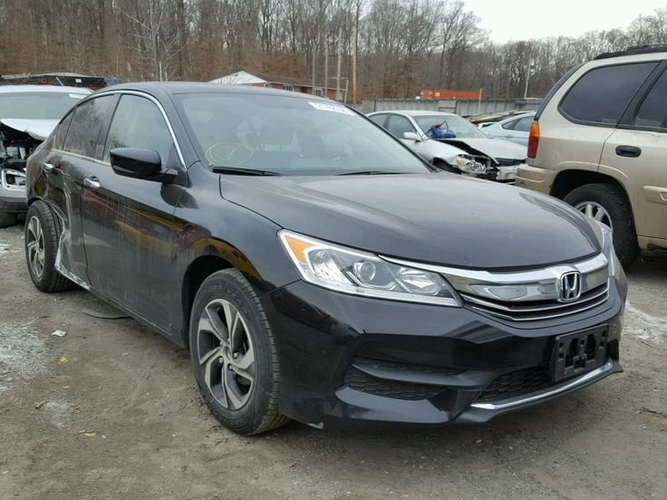 2016 #HONDA #ACCORD LX 2.4L for Sale at #Copart Auto Auction. Bid & Win Now.