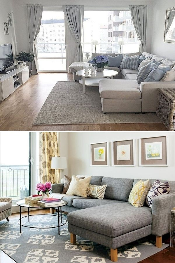 One Of The Required Furnishings For These 2 Sorts Of Ideas Is Sectional Cou Living Room Seating Ideas Without Sofa Living Room Seating Comfortable Living Rooms