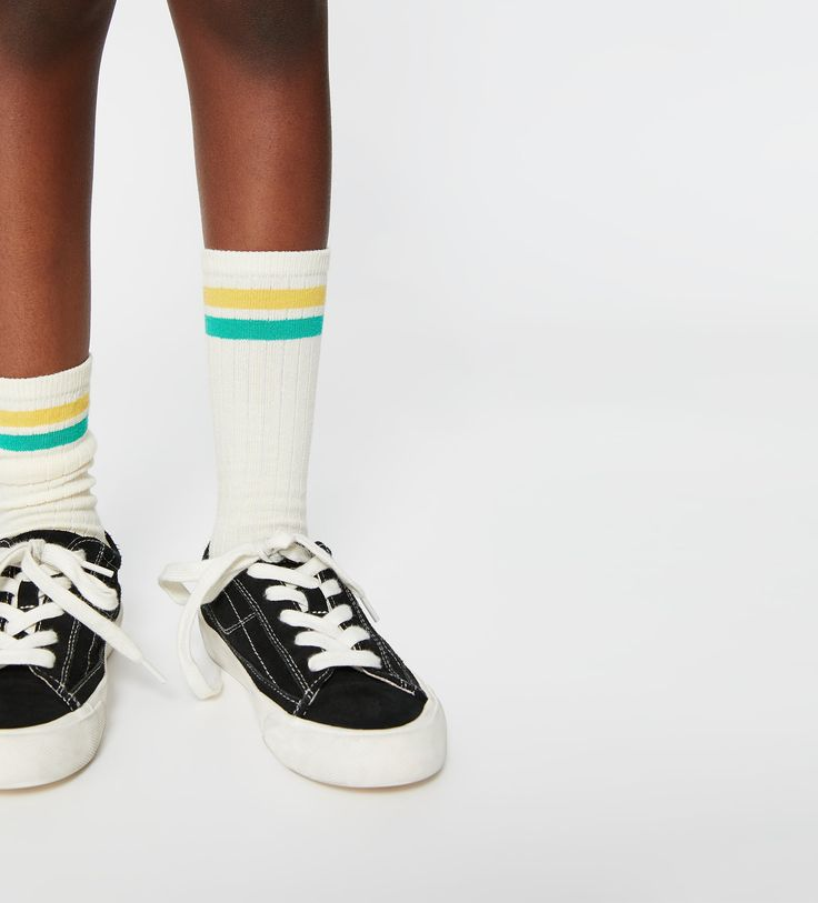 Image 1 of LONG SPORTS SOCKS from Zara