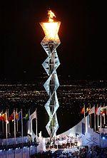 2002 Winter Olympics in Salt Lake