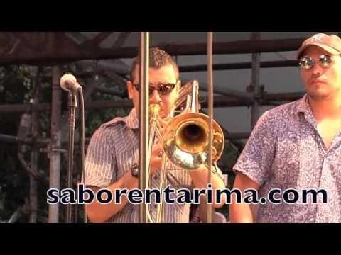 la 33 orquesta ( colombian band ) lluvia con nieve 7-3-2010