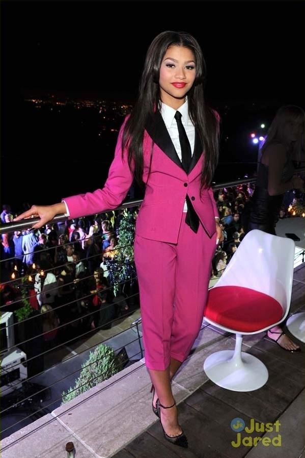 Zendaya Sweet 16 Birthday Party Dress