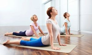 Groupon - 5 or 10 Hot-Yoga Classes at Hot Yoga Spa Nutrition & Wellness Center (Up to 54% Off) in Multiple Locations. Groupon deal price: $40