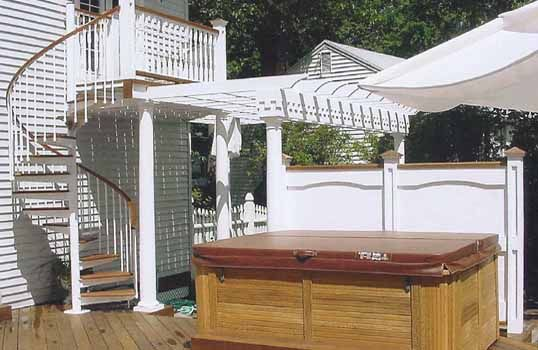 Best 227 Best Images About Hot Tubs On Pinterest Hot Tub Deck 400 x 300