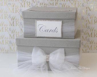 REAYDY TO SHIP matrimonio Box denaro scatola regalo carta
