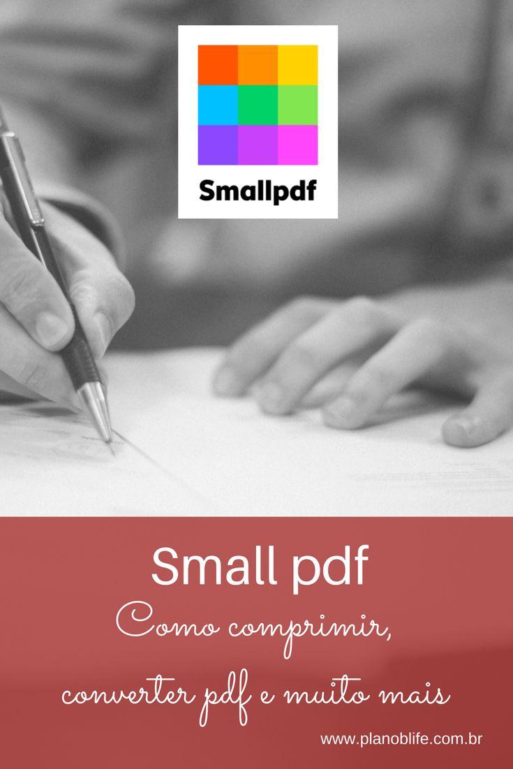 The 25 best converter pdf ideas on pinterest graficos excel small pdf como comprimir pdf converter pdf e muito mais pdf documentos fandeluxe Choice Image