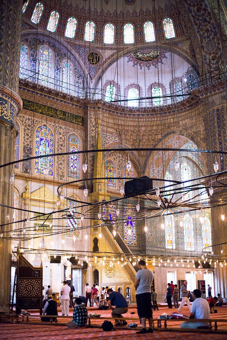 Blue Mosque - Turkey