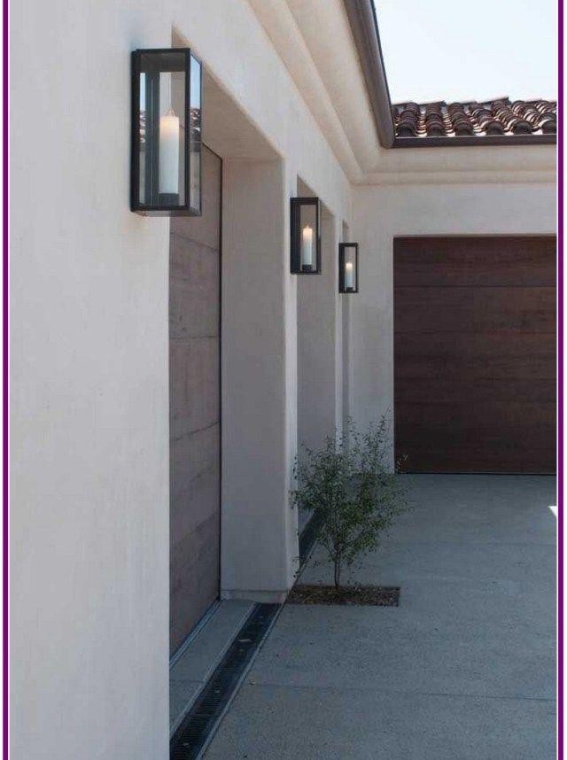 29 Home Exterior Decorating With Outdoor Lighting Adamsmanor Modern Outdoor Lighting Exterior Lighting Design Outdoor Garage Lights