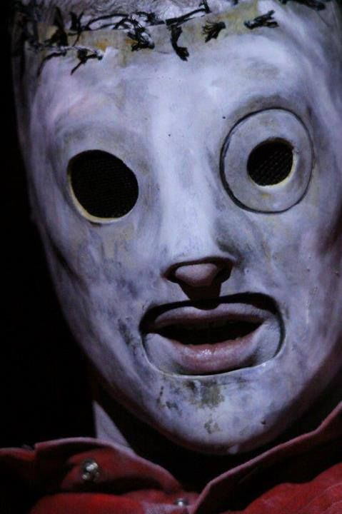 Corey Taylor - Slipknot. I love the All Hope Is Gone mask!