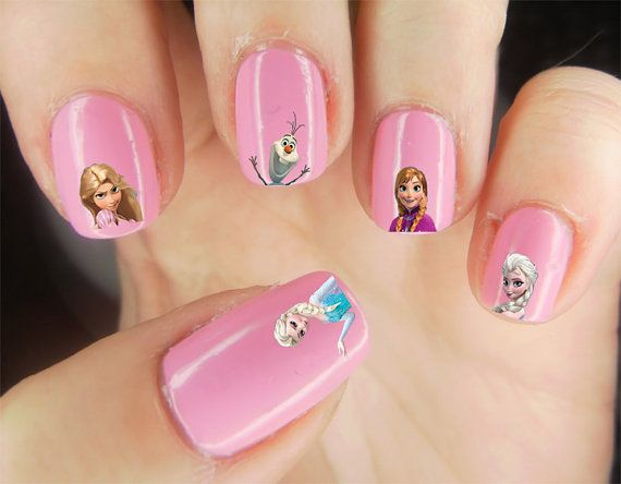 how to keep nail stickers on
