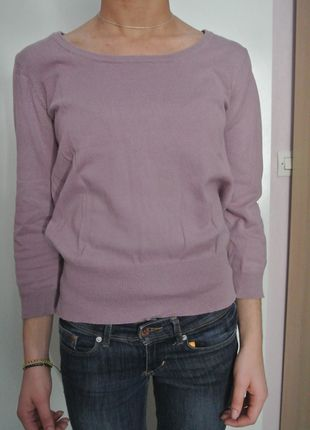 A vendre sur #vinted ! http://www.vinted.fr/femme/pull-overs/13888552-pull-court-rose-fonce-hm