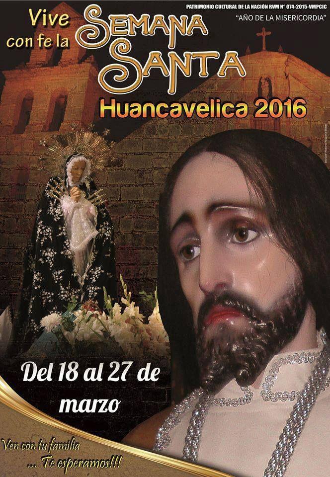 Semana Santa en Huancavelica