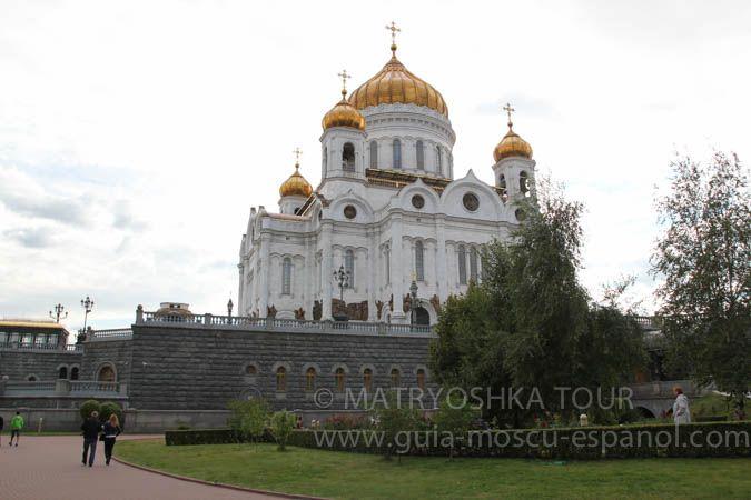 TOUR EN EL CENTRO DE MOSCU - MATRYOSHKA TOUR